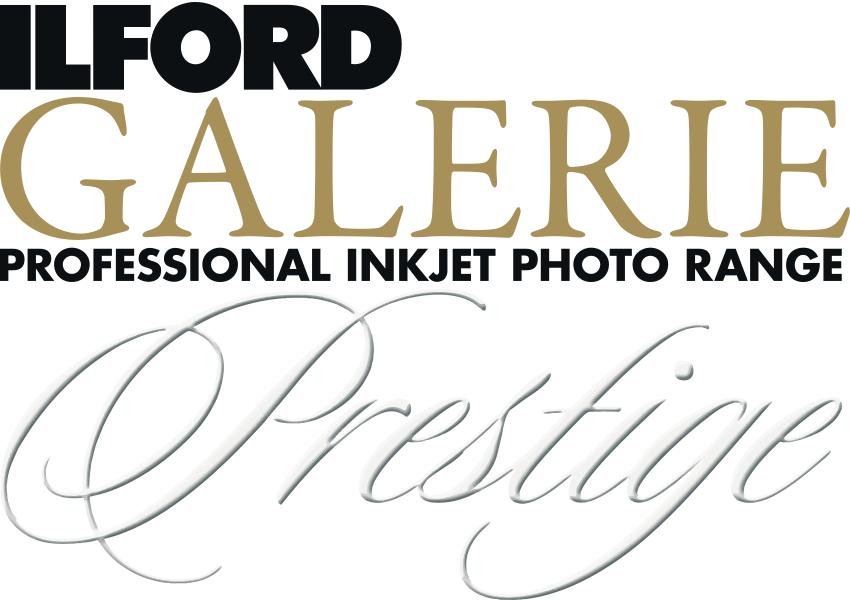 Logo Ilford, gamme papier photo pour imprimante jet d
